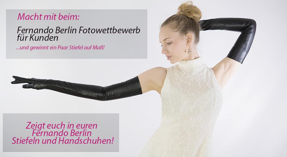Fernando Berlin Fotowettbewerb Kunden