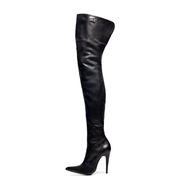 High heel boots thigh high made-to-measure (Model 110)