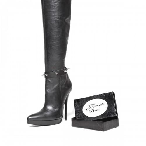 Brazelet por botas con remaches largos tamaño estándar