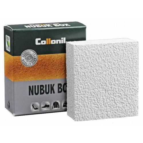 Nubuk Box Classic eponge de nettoyage