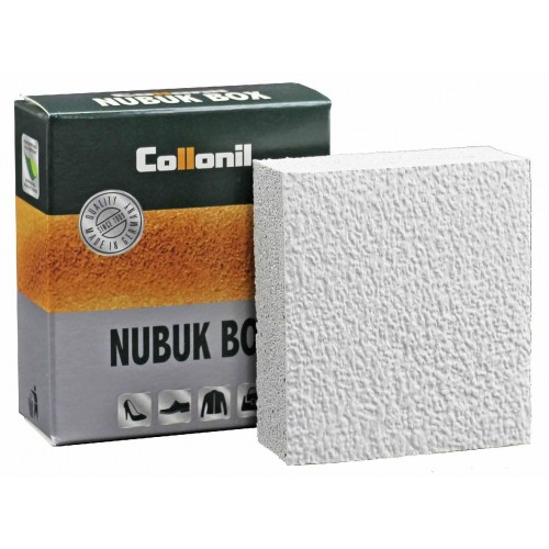 Nubuk Box Classic Reinigungsschwamm