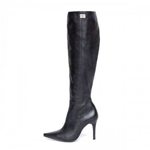 Knee high boots with high heels made-to-measure (Model 301)