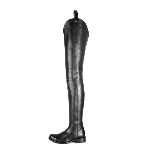 Chap boots flat made-to-measure (Model 605)